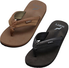NORTY Young Men's Sandal for Beach, Casual, Flip Flop Thong - RUNS 1 SIZE SMALL