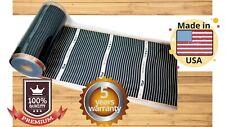 Greelex radiant floor heating system carbon film 24