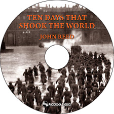 Ten Days That Shook the World - Unabridged MP3 CD Audiobook in paper sleeve