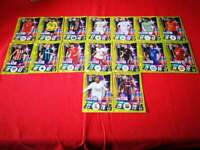 Topps-MATCH ATTAX-Champions League 2020 2021 - 16 Special Cards-Rising Star