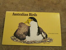 1978 Australia UM Stamps Presentation Pack, Native Birds
