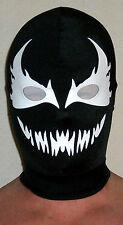 Venom Mask Costume comic hood