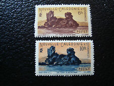 NOUVELLE CALEDONIE timbre yt n° 273 274 n** (A4) stamp new caledonia