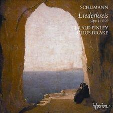 Schumann: Liederkreis (CD, 2012, Hyperion) Gerald Finley, Julius Drake - new