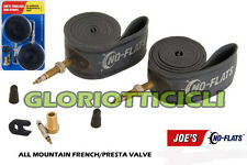 JOE'S NO-FLATS 2 TUBELESS RIM STRIP VALVOLA PRESTA ALL MOUNTAIN