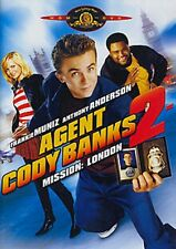 Agent Cody Banks 2: Mission London mit Frankie Muniz, Anthony Anderson DVD NEU