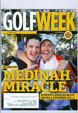2012 Golf Week Magazine: Ryder Cup: Medinah Miracle