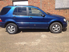 Mercedes ML270 W163 Drivers Side door **CURRENTLY BREAKING SEE OTHER LISTINGS**