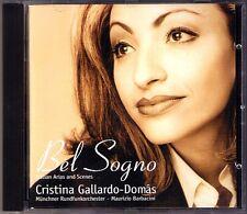 Cristina GALLARDO-DOMAS BEL SOGNO Jonas KAUFMANN Madama Butterfly La Traviata CD