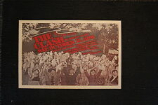 The Clash 1979 Tour Poster Kezar Pavilion San Francisco