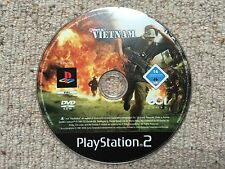 Conflict Vietnam - Sony Playstation 2 DISK ONLY UK PAL