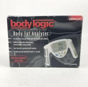 Omron HBF-306BL Fat Loss Analyzer Body Logic Bodyfat Fitness Tested