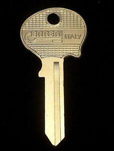 R61N FERRARI Key Blank 1968-1988 Dino 308 ALFA ROMEO, 1968-72 SAAB 1970-74 H61VR