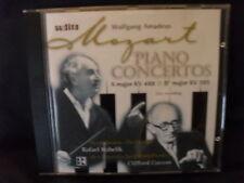 Mozart - Klavierkonzerte Nr.23 & 27 -Curzon / Kubelik