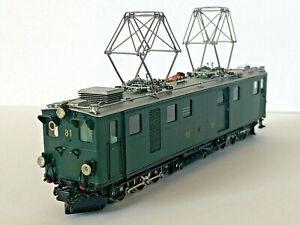 LEMACO H0m-019  Berninabahn Ge 6/6 81