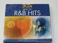 The Best of R&B [Madacy] [Digipak] by Various Artists (CD, Sep-2010, 3 Discs, So
