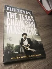 The Texas Chainsaw Massacre (Dvd, 2014) With Slipcover
