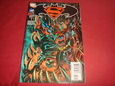SUPERMAN / BATMAN #37  Claudio Castellini Variant DC Comics 2007 NM