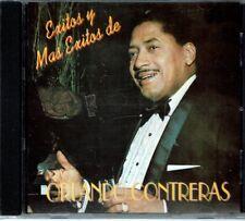 Exitos y Mas Exitos de Orlando Contreras   BRAND  NEW SEALED CD