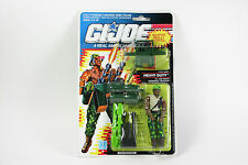 Rare Gi Joe HEAVY DUTY Figure Hasbro 1991 Factory Sealed Card