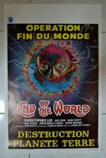 Unbranded Sci-Fi/Fantasy Original Worldwide Film Posters
