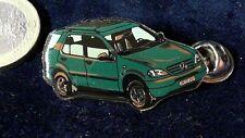 Mercedes Benz daimler chrysler pin badgemb ml verde lateral 1998