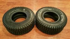 2 (TWO) 9x3.50x4 9x3.50-4 4PR Tbls Kenda K372 Lawn Mower Turf Tires Wholesale!