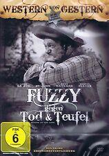 DVD NEU/OVP - Fuzzy gegen Tod & Teufel - Lash La Rue & Mary Maynard