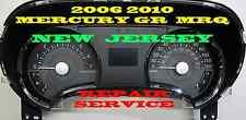 2008 Mercury Grand Marquis Instrument Cluster EXCHANGE speedometer fully rebuilt