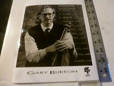 Vintage Glossy Press Photo-Gary Burton In Front Of Xylophone 1980's