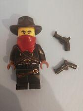 Lego Series 6 Bandit Minifigure 8827