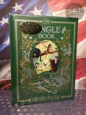 NEW SEALED The Jungle Book by Rudyard Kipling Bonded Leather Collectible Edition