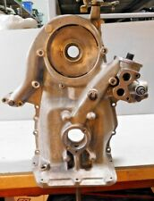 Citroen SM Maserati Merak Engine Front Timing Cover Housing C114/1 --Nice Shape