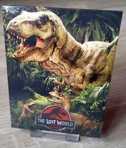 Jurassic Park 2 The Lost World Filmarena Fullslip Blu-ray Steelbook New Sealed