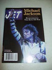Jet magazine - July 20 - 27, 2009 Michael Jackson Tribute - Excellent Condition