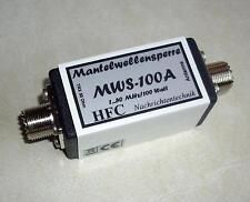 MWS 100 A Mantelwellensperre - Kurzwelle / 100 Watt