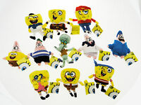 Peluche Spongebob Originales Patrick Stella Calamardo Tentáculo Esponjoso Sponge