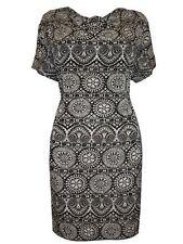Short Sleeve Tunic Everyday Plus Size Dresses for Women