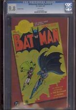 Batman #1 CGC 9.8 DC 2001 Millennium Edition! Chromium Cover! Rare! D11 124 cm