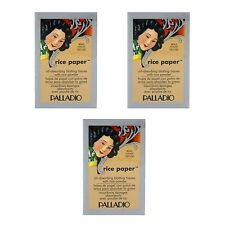 Palladio Rice Paper Tissues Natural (3 Pack)