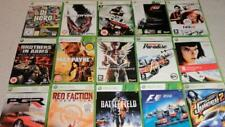 XBOX 360 GAMES BUNDLES X 15 lot 4 burnout