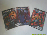Ultimate Fantastic Four #21 22 23 Comics 1st 2nd 3rd App Marvel Zombies Millar