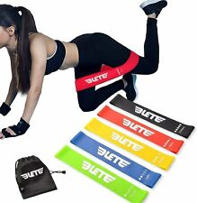 ELETE RESISTANCE BANDS 5 PACK BRAND NEW
