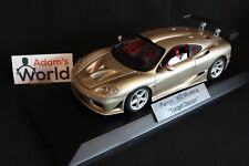 "Hot Wheels Transkit Ferrari 360 Modena ""target Design"" 1:18 gold (PJBB)"