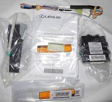 NEW OEM FACTORY 10-12 LEXUS HS 250H REMOTE ENGINE START PT398-24101 w/instructio