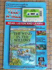 Pickwick Tell-a-Tale Ladybird Audio Cassette / tape book THE WIND IN THE WILLOWS