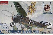 RODEN 004 1/72 Fokker E.V/D.VIII Flying Razor World War I