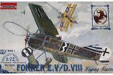 RODEN 004 1/72 Fokker E.V/D.VIII Flying Razor World War I