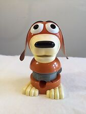 Slinky Dog Gumball Bank TOY STORY Disney dispenser gum ball coin 2008 Poof candy
