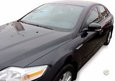FORD MONDEO mk4 2007-2015 SET OF FRONT WIND DEFLECTORS HEKO TINTED 2pc